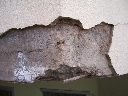 reparaciones fachada