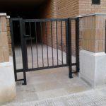 Eliminación de escalón e integración de rampa