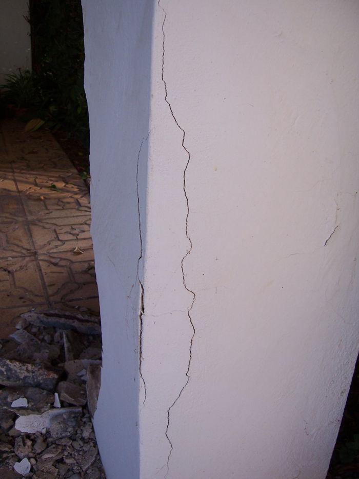 reparación grietas estructurales